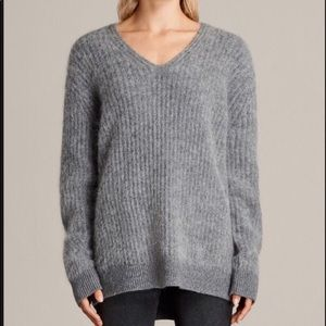 All Saints Ade V-neck Sweater